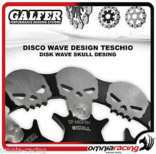 Disco Freno Anteriore Galfer Skull DF680FRH Harley Sportster 1200 Forty Eight