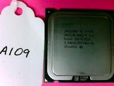 Intel Core 2 Duo E7400 2.8GHz Dual-Core Processor Socket LGA775/ Socket T - Used