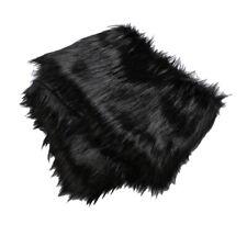 Wedding Shawl Party Wrap Faux Fur Stole Prom Shrug  Cape Jacket Winter