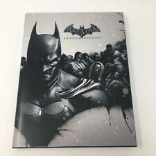 Batman Arkham Origins Limited Edition Strategy Guide Hardcover