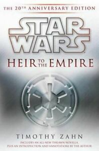 NEW Star Wars: Heir to the Empire - 20th Anniversary Edition By Timothy Zahn