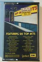 RARE ' 1982 UP IN LIGHTS 'Cassette Tape Music COMPILATION TESTED Various Artists