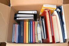 17 KG Briefmarken-Karton mit Teilsammlungen, Vordrucken, Belegen - 85 Bilder !!