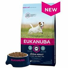 Eukanuba Adult Small Breed Dry Dog Food - Chicken - 12kg