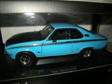 1:18 Norev Opel Manta GT/E 1975 blue/blau Nr. 183633 in OVP