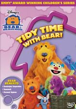 BEAR IN THE BIG BLUE HOUSE TIDY TIME WITH BEAR New Sealed DVD