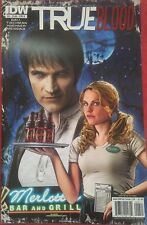 TRUE BLOOD #4B Antiqued Cover, Original Series, Based On The Hit T.V. Show