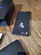 Samsung Galaxy S8 SM-G950U - 64GB - Midnight Black (Boost Mobile) Smartphone