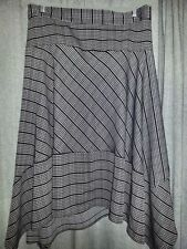 Unbranded Polyester Plaids & Checks Women's Skirts