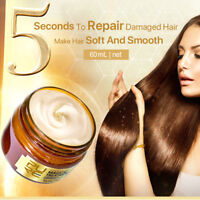 PURC Magical Hair Treatment Mask Nutrition Repairs Hair Damage Restore Soft Hair
