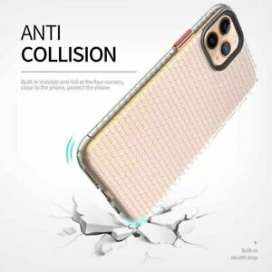 For iPhone 11 Pro XS Max XR Case TPU Durable Easy to Fit Shockproof Luxury Case.