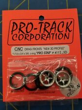 Pro Track 411I 3D Pro Star O-Ring Drag Fronts from Mid America