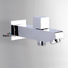 2 Function Brass Bath Tub Faucet Tap Shower Mixer tub spout pot filler