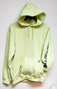 Carhartt K288-G68 LIMITED EDITION 2021 COLOR Logo Sleeve Hooded Sweatshirt