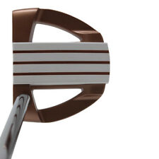 "Bionik 701 Copper Golf Putter Right Handed Mallet Style 33"" Senior Women"
