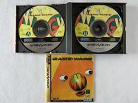 GAME WARE Vol 4 SS Sega Saturn From Japan