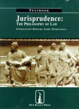 Jurisprudence: Philosophy of Law: Textbook (Textbooks)