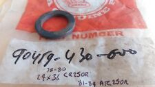 NOS HONDA CR 250 R 1978-1980 CLUTCH THRUST WASHER 90459-430-000 RED ROCKET ATC