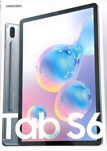 """Samsung Galaxy Tab S6 SM-T865 8GB / 256GB, WLAN + LTE o. SIM-Lock 10,5""""  *NEU*"""