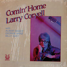 Larry Coryell Comin Home Muse Records Vinyl LP