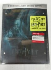 Harry Potter & The Half Blood Prince 2 Disc Special Edition DVD NEW