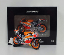 Honda Rc213v Nicky Hayden MotoGP 2016 1 18 Model Minichamps