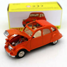 Atlas 1:43 Dinky toys 011500 Citroen 2CV 1974 Diecast Models Collection