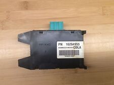 98 99 GM Truck / SUV Anti Theft Passlock Module #16264955
