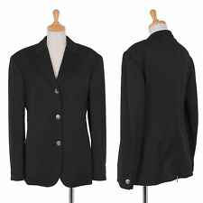 Jean-Paul GAULTIER FEMME Stretch Zip design jacket Size 40(K-44118)