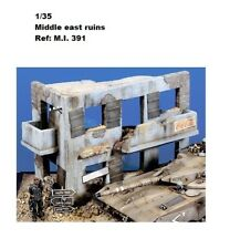 MIDDLE EAST ruins for diorama 1/35 accessories BUILDING facade