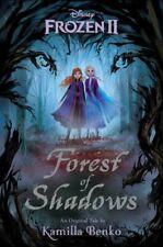 Frozen 2: Forest Of Shadows by Kamilla Benko 9781368043632   Brand New