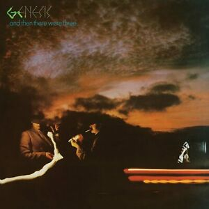 Genesis, And Then There Were Three (Vinyl Album) Ex Display