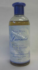 300ml New Bottle of Relaxing Lavender Scented Bath & Shower Gel By Helen White