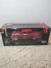 Highway 61 Collectibles 1951 Studebaker Champion Diecast Car Red 1:18 NEW