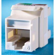 ORTRONICS OR-KS6A ORKS6A CAT 6 KEYSTONE JACK Fog white Box/20