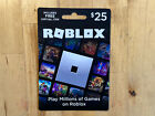 Roblox Gift Card 25$ USD Includes Free Virtual Item