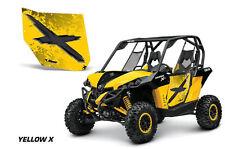 AMR Racing Can-Am Commander/Mave UTV Door Graphics Wrap for Blingstar Doors 2 YX