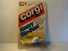Corgi Juniors #46 White Police Helicopter - in package