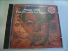 FILLES DE KILIMANJARO - CD .MILES DAVIS CBS 467088 2. MADE IN AUSTRIA.
