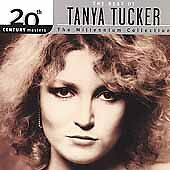 TANYA TUCKER - 20TH CENTURY MASTERS - THE MILLENNIUM COLLECTION: THE BEST OF TAN