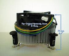 E4000 Cooling Fan Heatsink for Intel E4300-E4400-E4500-4600-4700-4800 CPU - New