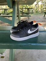 Toddlers Nike Air Force 1 LV8 Utility Black US Size 9C CK0830-001