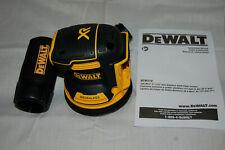 Dewalt DCW210 XR 20 volt Cordless Random Orbital Sander NO RESERVE DCW210B