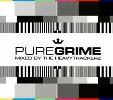 Pure Grime - Mixed by The HeavyTrackerz [CD]