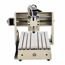 CNC3020 800W Carving Engraving milling Machine+JY5300 Controller +  3d Printer.