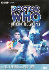 Doctor Who - Attack of the Cybermen (Colin Bak New DVD