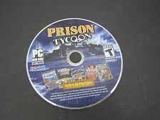 Prison Tycoon (PC) Disc only