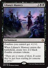 LILIANA'S MASTERY Amonkhet MTG Black Enchantment Zombie Rare