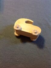 Unfinished Wooden Car