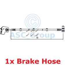 APEC BRAKING 410mm Scheibe Bremssattel flexibel GUMMISCHLAUCH hos4014